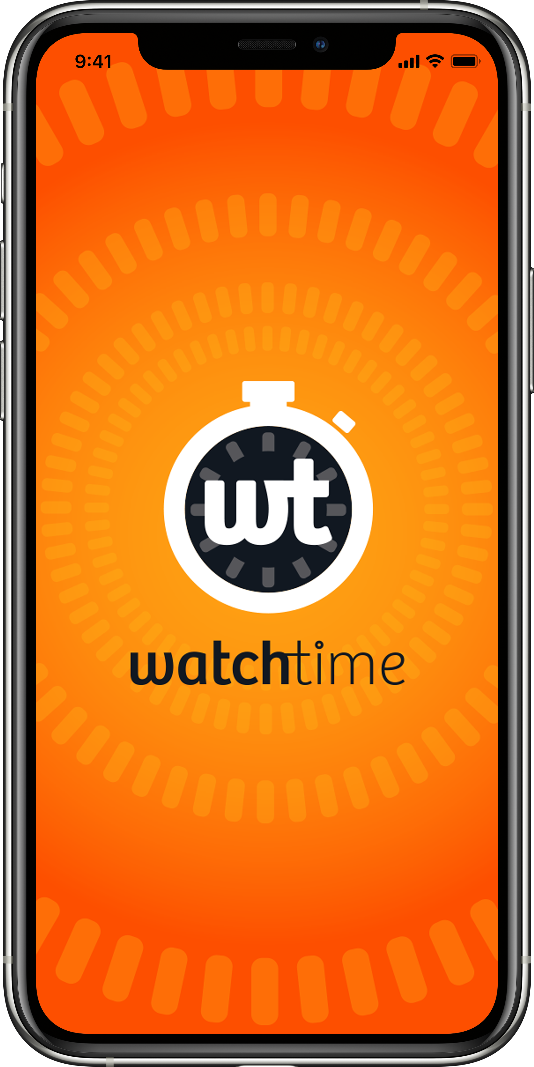 Watch Time time study app launch iOS